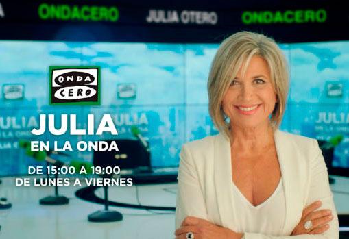 Julia en la Onda