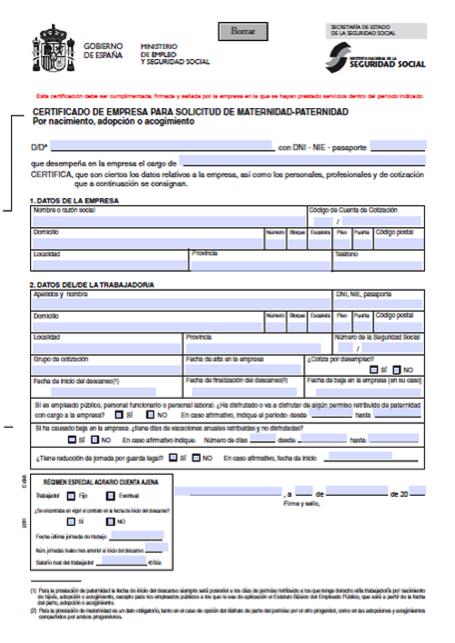 Qué es el certificado de empresa